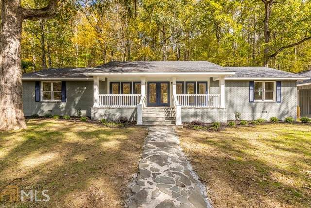 1075 Spout Springs Road, Cave Spring, GA 30124 (MLS #8890587) :: Rettro Group