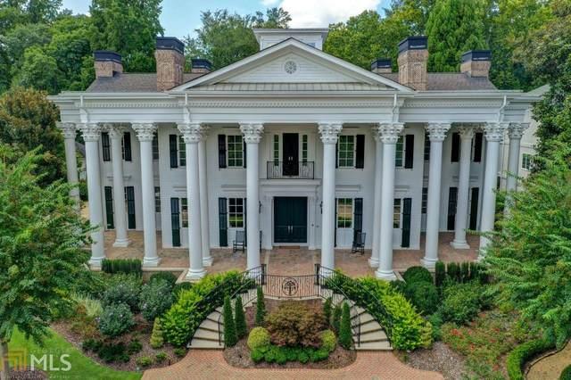 3977 Sweet Bottom Dr, Duluth, GA 30096 (MLS #8890982) :: Keller Williams Realty Atlanta Classic
