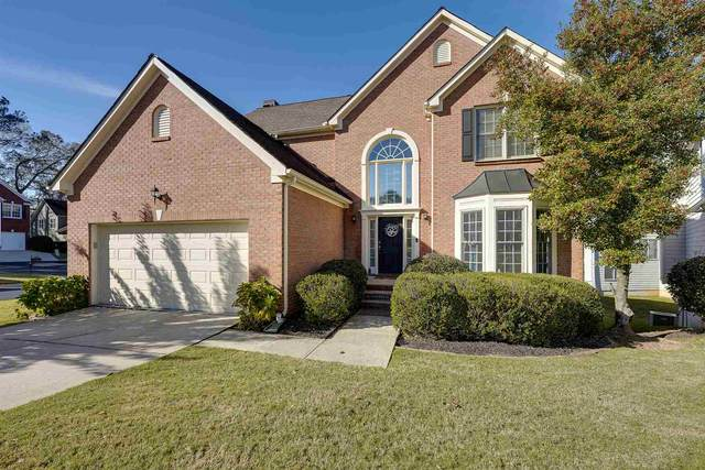 253 Ennisbrook Dr, Smyrna, GA 30082 (MLS #8891798) :: Bonds Realty Group Keller Williams Realty - Atlanta Partners