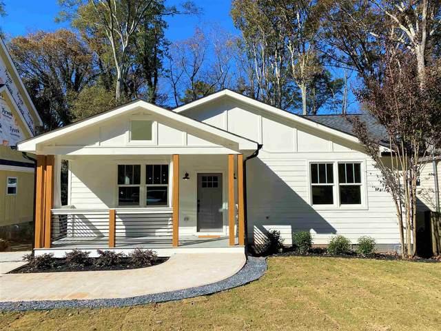 317 Eleanor St, Atlanta, GA 30317 (MLS #8891884) :: Regent Realty Company