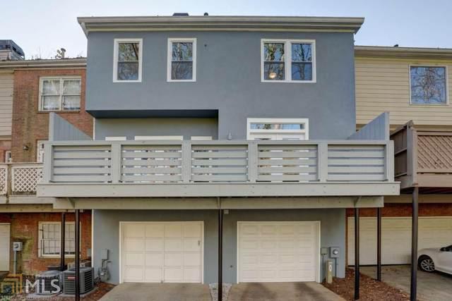 1036 Huntcliff, Sandy Springs, GA 30350 (MLS #8893732) :: Scott Fine Homes at Keller Williams First Atlanta