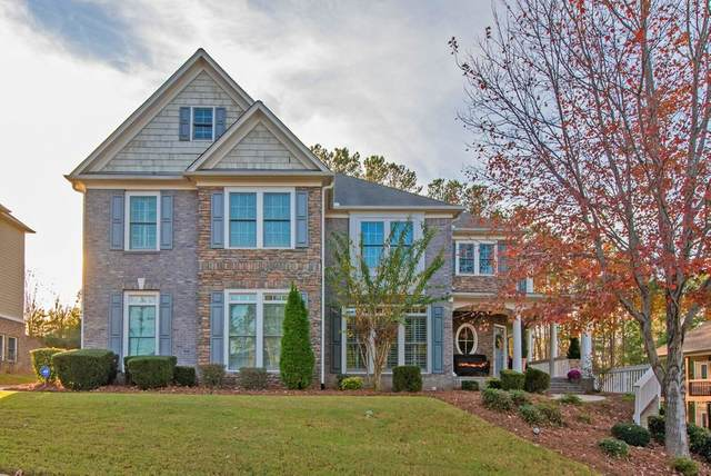 394 Double Branches Ln, Dallas, GA 30132 (MLS #8894265) :: Military Realty