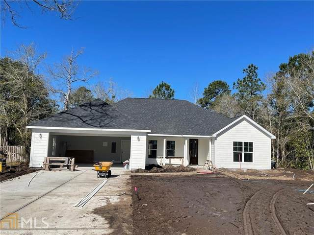 106 Cinder Hill, Brunswick, GA 31523 (MLS #8896922) :: The Realty Queen & Team