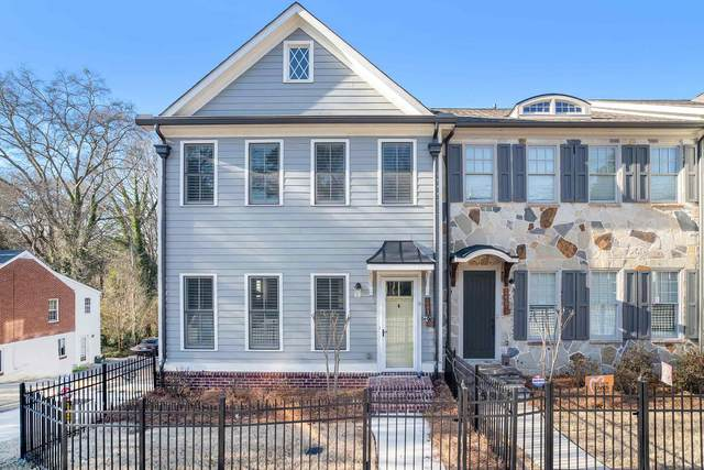 1214 Church St, Decatur, GA 30030 (MLS #8897442) :: Scott Fine Homes at Keller Williams First Atlanta
