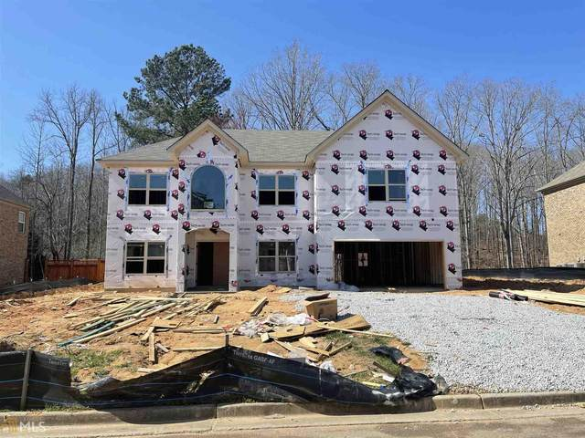 3372 Bartlett Ave #374, Conyers, GA 30013 (MLS #8899680) :: Crest Realty