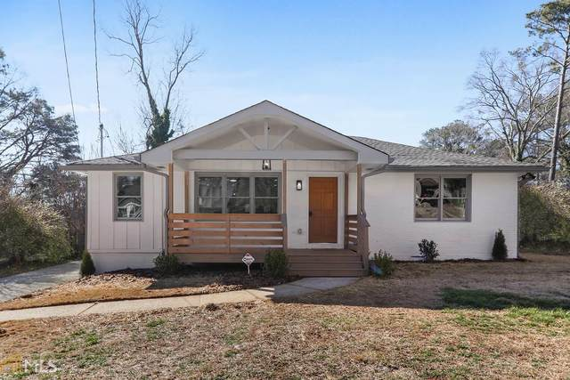 2281 Hillside Ave, Decatur, GA 30032 (MLS #8900542) :: Rettro Group