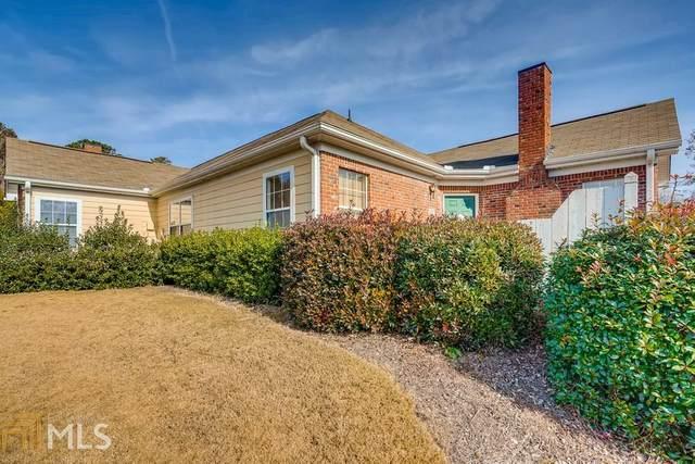 2191 Rockbridge #2501, Stone Mountain, GA 30087 (MLS #8901521) :: Crown Realty Group