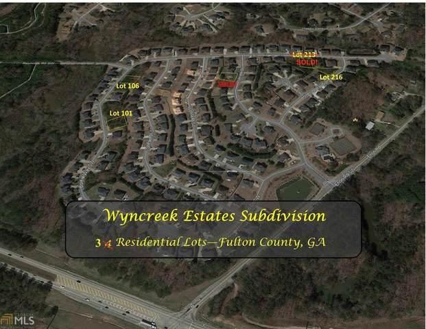 5576 SW Boreal Way Lot 106, Atlanta, GA 30331 (MLS #8904335) :: EXIT Realty Lake Country