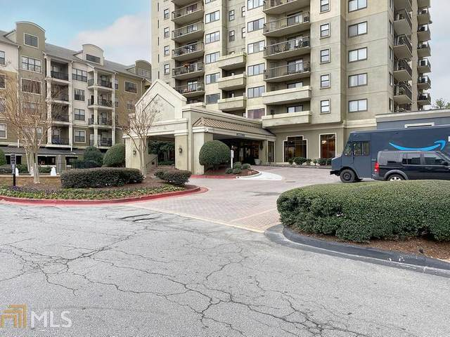 795 Hammond Dr #610, Sandy Springs, GA 30328 (MLS #8904523) :: Team Reign