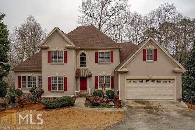 4835 Creek Ridge Ct, Douglasville, GA 30135 (MLS #8905532) :: Scott Fine Homes at Keller Williams First Atlanta