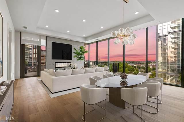 40 12Th St #1106, Atlanta, GA 30309 (MLS #8907087) :: Buffington Real Estate Group
