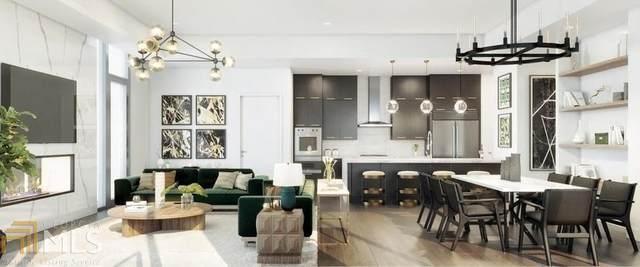 40 12Th St #1205, Atlanta, GA 30309 (MLS #8907103) :: Buffington Real Estate Group