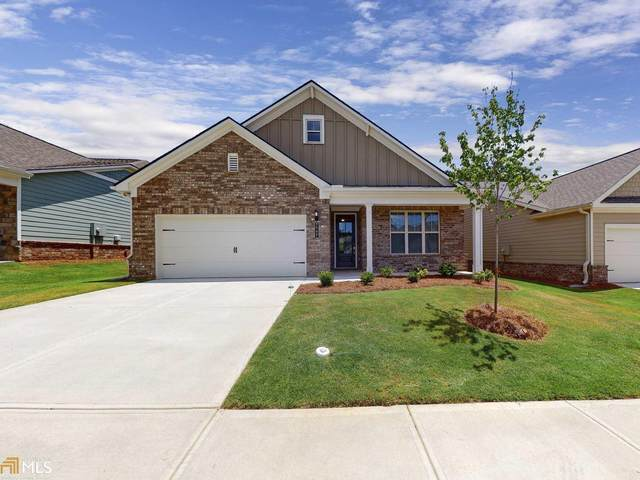 2437 Knob Creek Dr #34, Snellville, GA 30078 (MLS #8907554) :: The Realty Queen & Team