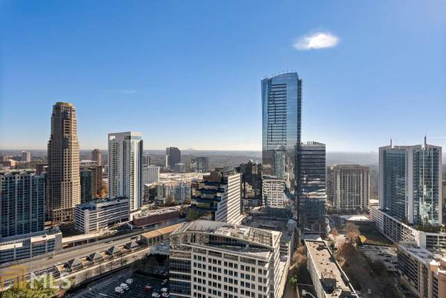 3338 Peachtree Rd #901, Atlanta, GA 30326 (MLS #8908054) :: Houska Realty Group