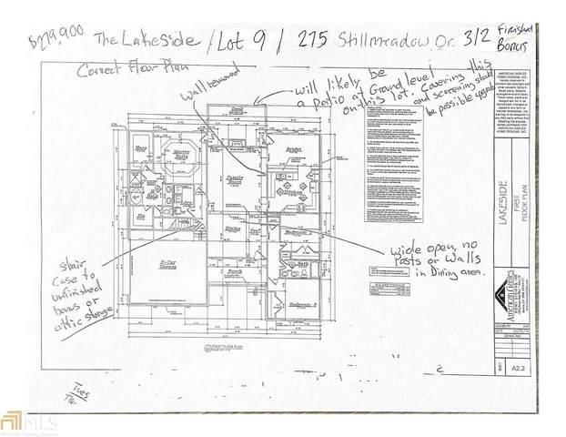 275 Stillmeadow Dr Lot 9, Commerce, GA 30529 (MLS #8912258) :: Scott Fine Homes at Keller Williams First Atlanta