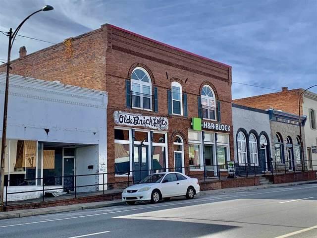 35 W Oak Street, Mcrae, GA 31055 (MLS #8912517) :: Houska Realty Group