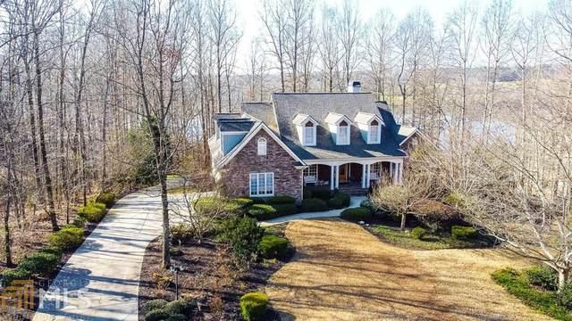 425 Lakeshore Dr, Monroe, GA 30655 (MLS #8913467) :: Scott Fine Homes at Keller Williams First Atlanta