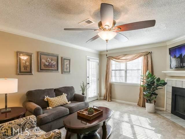 610 Barrington Hills Drive, Atlanta, GA 30350 (MLS #8915790) :: Scott Fine Homes at Keller Williams First Atlanta