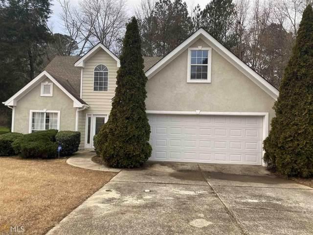 929 Stonemill Mnr, Lithonia, GA 30058 (MLS #8918823) :: Buffington Real Estate Group