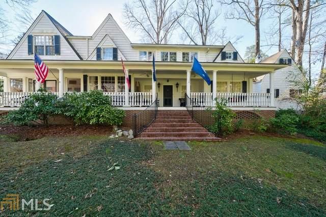2744 Mabry Rd, Brookhaven, GA 30319 (MLS #8925222) :: Scott Fine Homes at Keller Williams First Atlanta