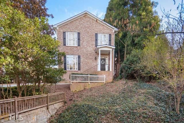 1458 Sylvan Cir, Brookhaven, GA 30319 (MLS #8925577) :: Scott Fine Homes at Keller Williams First Atlanta