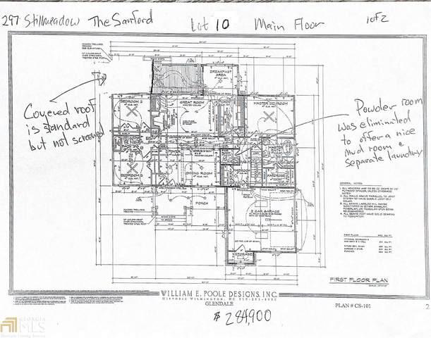 297 Stillmeadow Dr Lot 10, Commerce, GA 30529 (MLS #8926066) :: Scott Fine Homes at Keller Williams First Atlanta
