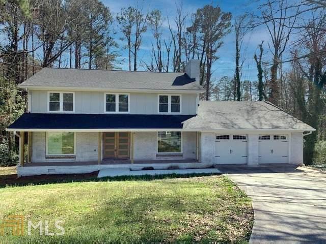 3809 Butternut Dr, Decatur, GA 30034 (MLS #8929709) :: Scott Fine Homes at Keller Williams First Atlanta