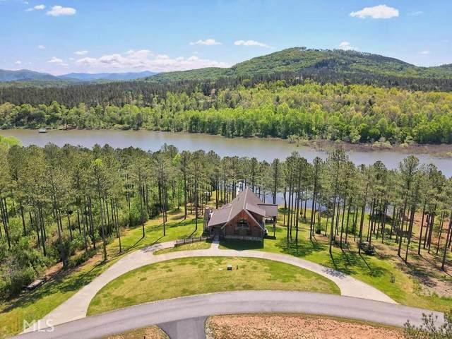 491 Sandy Lake, Blairsville, GA 30512 (MLS #8932482) :: Athens Georgia Homes