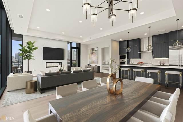 40 12Th St #1905, Atlanta, GA 30309 (MLS #8932844) :: Buffington Real Estate Group