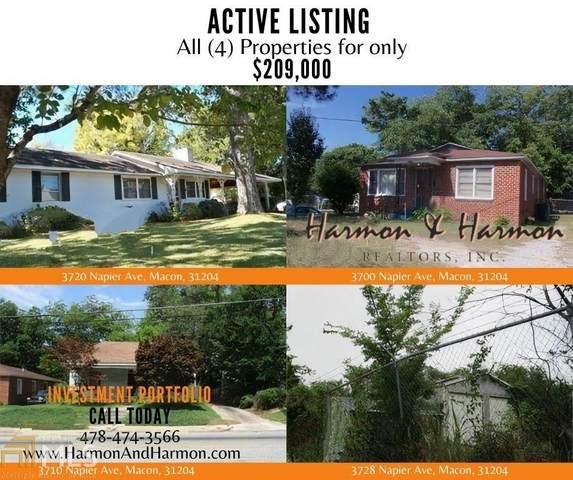 3700 Napier Ave, Macon, GA 31204 (MLS #8934856) :: Bonds Realty Group Keller Williams Realty - Atlanta Partners