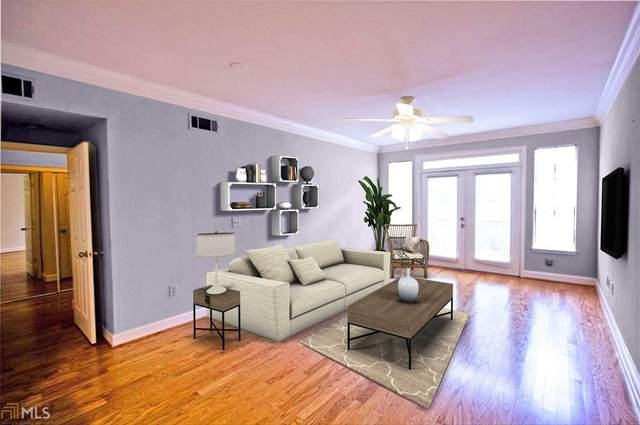 3777 Peachtree Rd #324, Brookhaven, GA 30319 (MLS #8935792) :: Michelle Humes Group