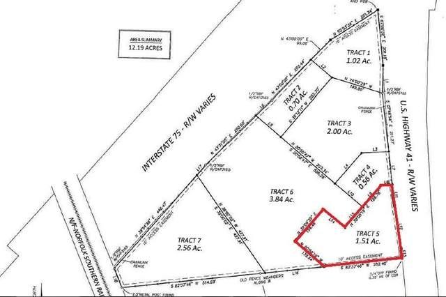 2202 Us Highway 41 N Tract 5, Tifton, GA 31794 (MLS #8938118) :: Statesboro Real Estate