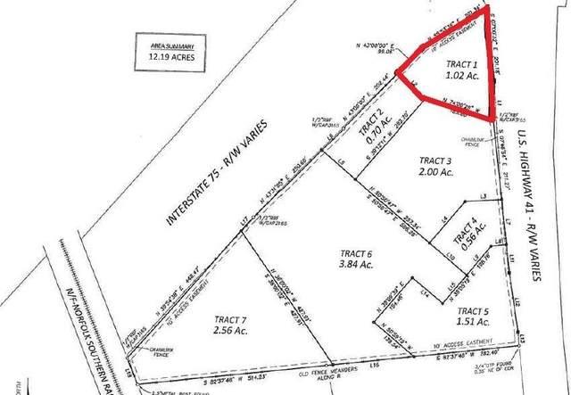 2202 Us Highway 41 N Tract 1, Tifton, GA 31794 (MLS #8938168) :: Statesboro Real Estate