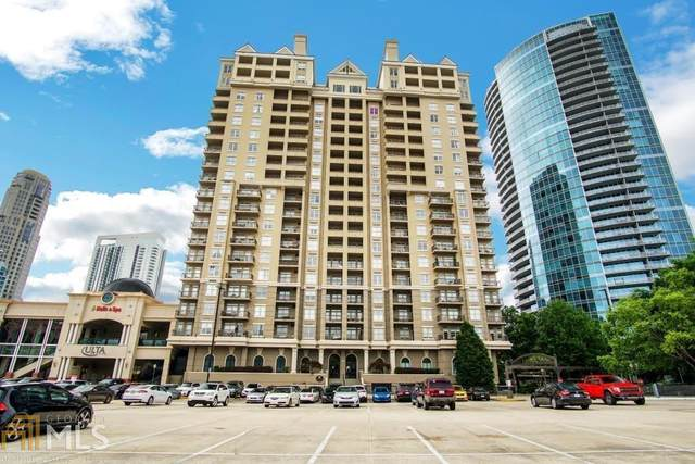 3334 NE Peachtree Rd #509, Atlanta, GA 30326 (MLS #8941264) :: Keller Williams Realty Atlanta Partners