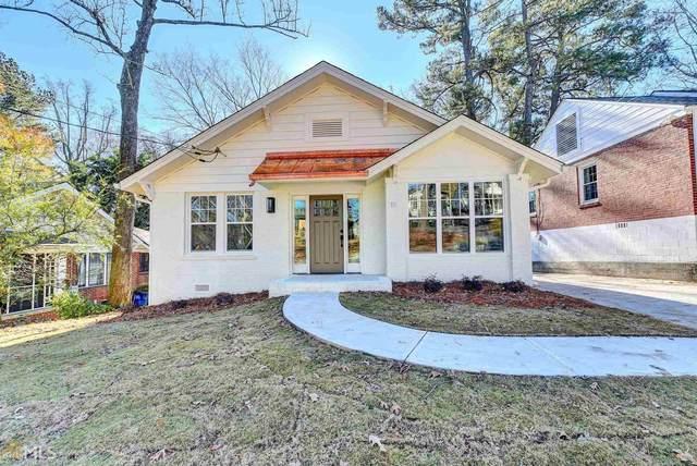 271 Lindbergh Dr #8, Atlanta, GA 30305 (MLS #8941977) :: Savannah Real Estate Experts