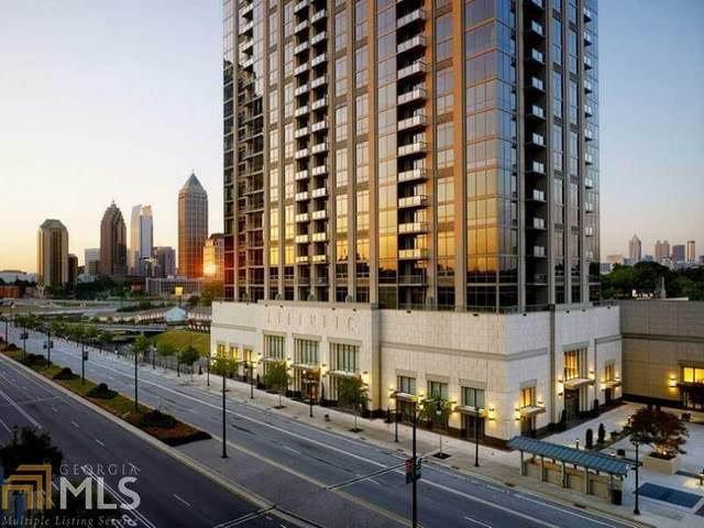 270 17Th St #1003, Atlanta, GA 30363 (MLS #8943942) :: Michelle Humes Group