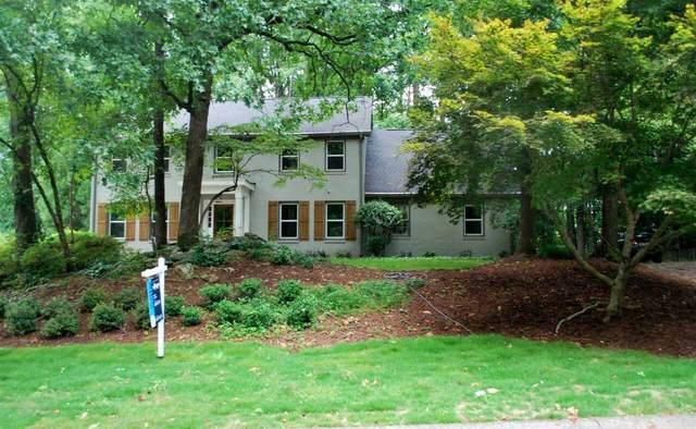 810 SW Hampton Place, Marietta, GA 30064 (MLS #8956259) :: EXIT Realty Lake Country