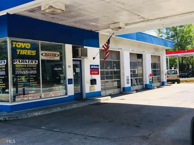227 Jackson St, Newnan, GA 30263 (MLS #8958466) :: Bonds Realty Group Keller Williams Realty - Atlanta Partners
