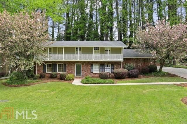 6485 Whispering Ln, Sandy Springs, GA 30328 (MLS #8958832) :: Savannah Real Estate Experts