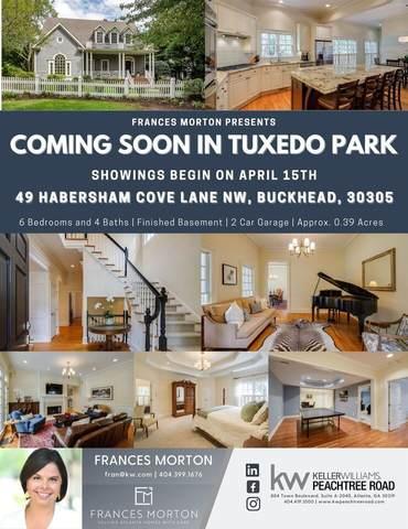 49 Habersham Cove Lane NW, Atlanta, GA 30305 (MLS #8959161) :: Crown Realty Group