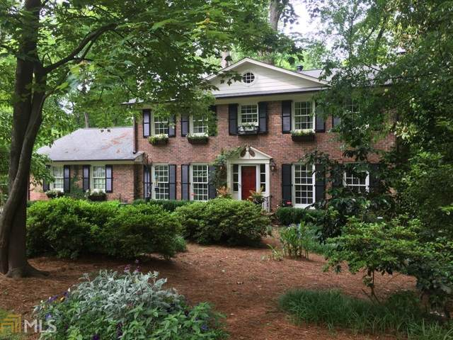4111 Mcclatchey Cir, Atlanta, GA 30342 (MLS #8961210) :: Perri Mitchell Realty