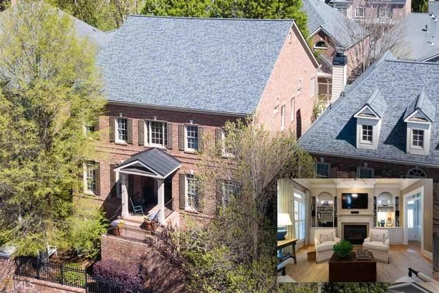 3533 Preserve Dr, Atlanta, GA 30339 (MLS #8962605) :: Savannah Real Estate Experts
