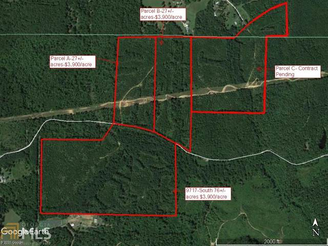 0 Reo Rd 9717-A, Rocky Face, GA 30740 (MLS #8966137) :: Perri Mitchell Realty