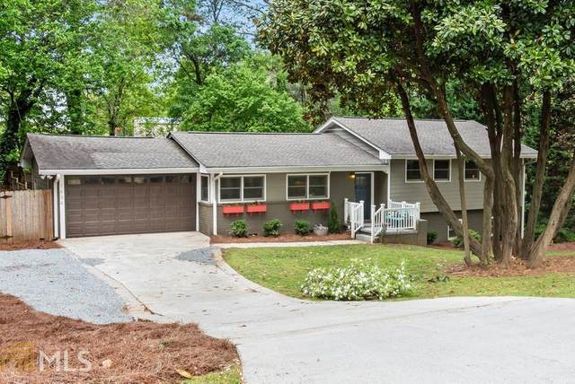 1464 Sagamore Dr, Atlanta, GA 30345 (MLS #8966345) :: Savannah Real Estate Experts