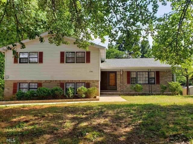 1343 Burbank Trl, Morrow, GA 30260 (MLS #8966785) :: RE/MAX Eagle Creek Realty