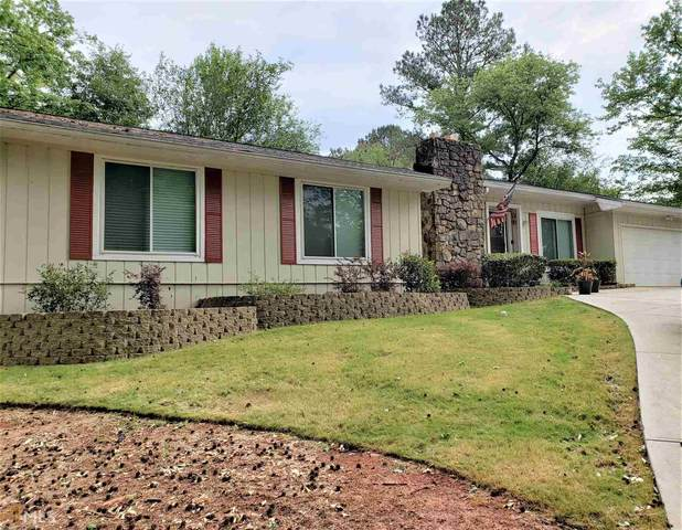 4894 Woodhurst Way, Stone Mountain, GA 30088 (MLS #8967902) :: Team Cozart