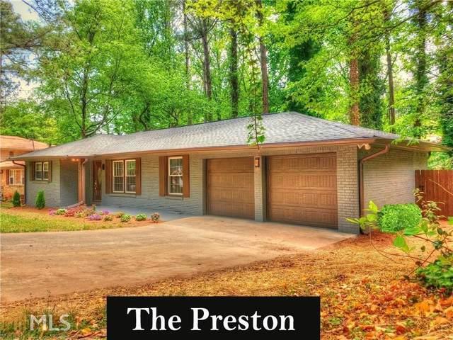 2653 Preston Dr #11, Decatur, GA 30034 (MLS #8968982) :: Savannah Real Estate Experts