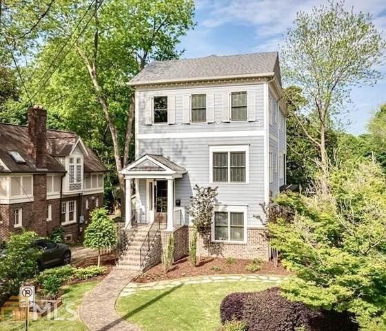 1066 Vance Ave, Atlanta, GA 30306 (MLS #8971937) :: Savannah Real Estate Experts