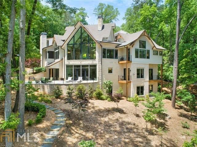 2966 Paces Lake Ct, Atlanta, GA 30339 (MLS #8973550) :: Buffington Real Estate Group