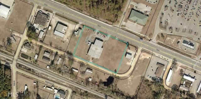 1205 W Parker, Baxley, GA 31513 (MLS #8976642) :: Statesboro Real Estate